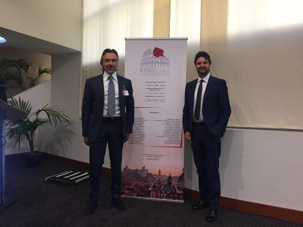 RinoRoma 2017 con il Dott. Tito Marianetti